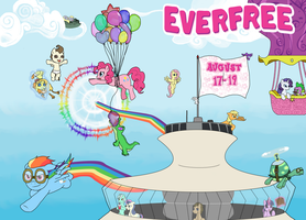 Everfree Conbook Cover by fangasmic