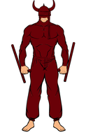 Daredevil Redesign by 127thlegion