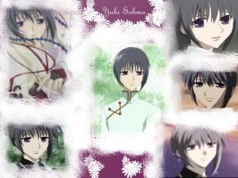 Yuki Sohma Wallpaper by Safaia-Yutaan