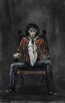The Dunwich Horror- Wilbur Whateley by eitherangel