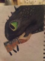 Toothless by Impossible2Get
