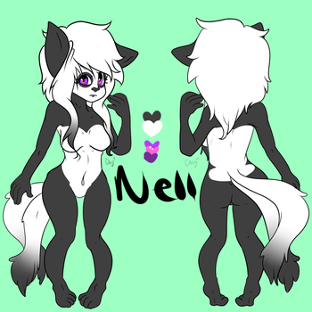 Nell [Updated Ref 2014] by SinnersOfTheHeart