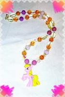 Luckette MLP Necklace by LadyAriessTemptra