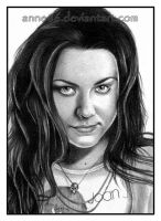 Amy Lee by Anne86
