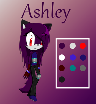CE: Ashleys maybe new look by TheDjBunnii