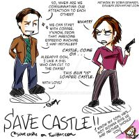 save castle. by ryuuenx