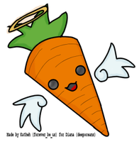 Holy Carrot by Katheh
