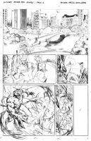 Ultimate Spiderman sample pg1 by MatiasSoto