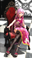 TDA Chinadress LUKA ver3 MODEL TEST.3 by rongsama