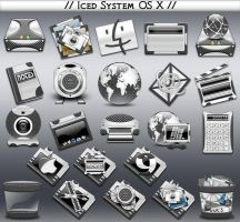 Iced System OS X by Steve-Smith
