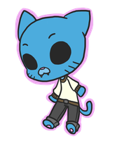gumball by cheriboo