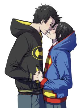 DC: Kon wins this time by kitten-chan