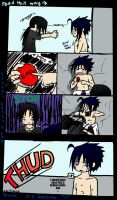 Easy Button Parody by AsterUchiha