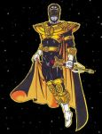 Gold ZeoLord by Gonzo1701