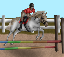 FlyingSpiritStable Commission 4 by crazykate1