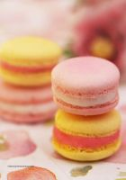 Delicious Macaroons by theresahelmer