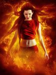 Element: Fire by melanneart
