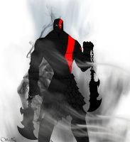 Kratos Darkside by ShabaazKhan