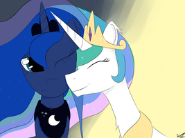 Royal Snuggles by Chaikeon