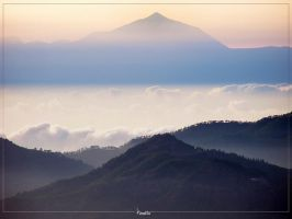 Father Teide by Kaslito