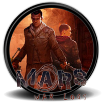 MARS: War Logs - Icon by Blagoicons
