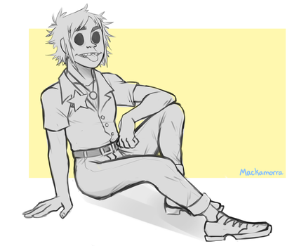 2D old man pants by Tea-cup-kitty