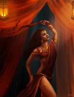 Bollywood Comission by elz-art