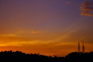 donggongon_in_sunset by Lepeng