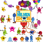 The Mr. Men Show by Percyfan94