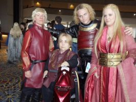 Lannister Pride by DistantDream