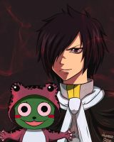 Rogue and Frosch by ManeaOana