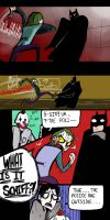 BATMAN: APPLES TO APPLES PT 15 by Lascaux