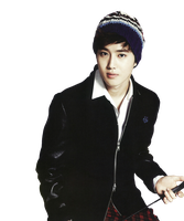 {PNG/Render #144} Suho (EXO) by Larry1042k1