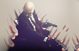 Hitman Smudge by dOseeN