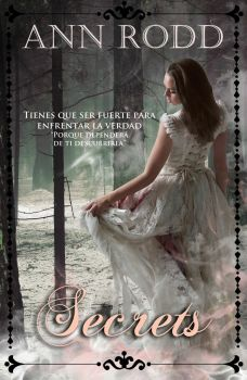 Secrets (Again, yes) bookcover by Annssyn