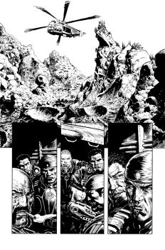 New Gears of War art by LiamSharp