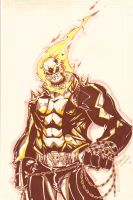 ghost rider by charlessimpson