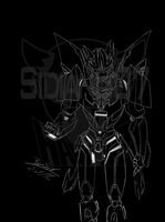MTMTE Dragonslash - Sketch by Sidian07