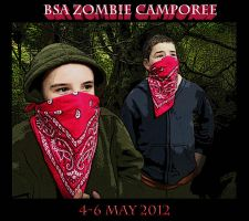 Zombie Camporee by AG88
