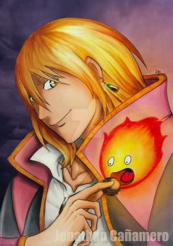 Howl's Moving Castle by LordJohn