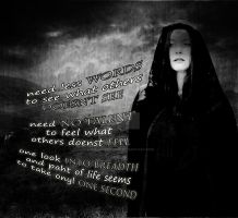 Poem Need by LunaMichelle666