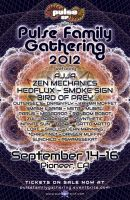 Pulse Family Gathering 2012 festival promo by seanwendt
