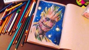 I AM GROOT! by Den2Cypher