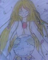 ................mother earth maybe?? by Shiro6397
