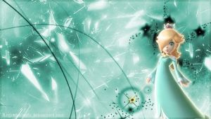 Princess Rosalina by LegendaryGFX