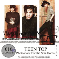 Teen Top Photoshoot for the Star Korea by valeriaaeditions