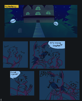 Ghost page 1 by EvilSonic2