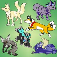 What another clusterfox! by nataku