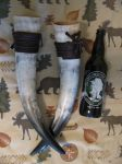 Drinking Horns by Ebonfire