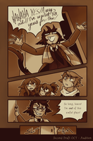 Second Draft - Damien Audition page 1 by ClefdeSoll